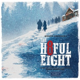 MORRICONE Ennio : LPx2 Quentin Tarantino's The H8ful Eight
