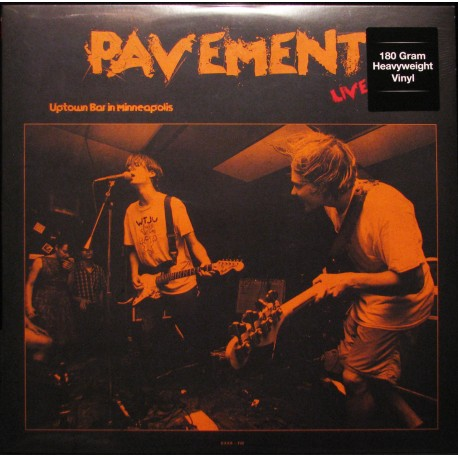 PAVEMENT : LP Live At Uptown Bar In Minneapolis