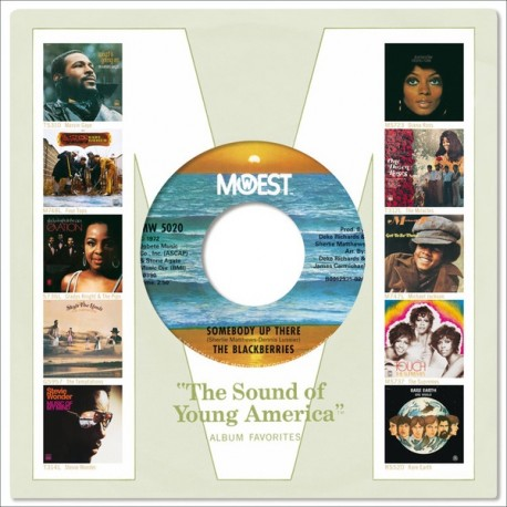 """VARIOUS : CDx5+7""""EPx1 The Complete Motown Singles   Vol. 12A: 1972"""