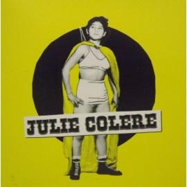 """JULIE COLERE : 12""""EP+CD Julie Colere"""
