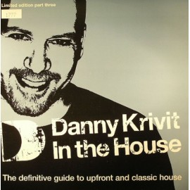 KRIVIT Danny : LPx2 Danny Krivit In The House