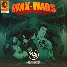 VARIOUS : LPx2 Wax-Wars