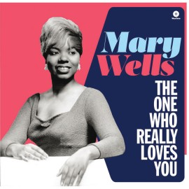 MARY WELLS : LP The One Who Really Loves You
