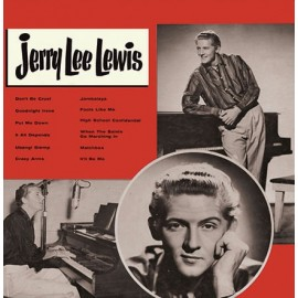 JERRY LEE LEWIS : LP Jerry Lee Lewis