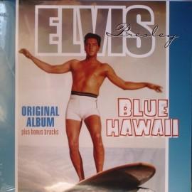 ELVIS PRESLEY : LP Blue Hawaii