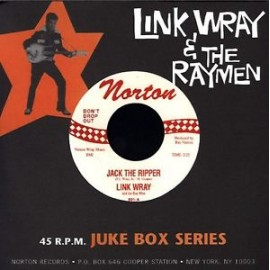 LINK WRAY & THE RAYMEN : Jack The Ripper