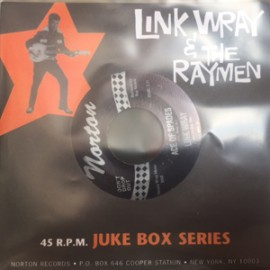 LINK WRAY & THE RAYMEN : Ace Of Spades