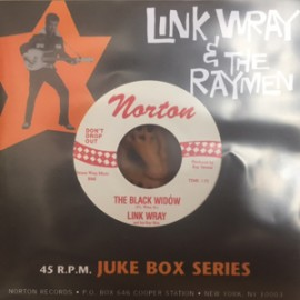 LINK WRAY & THE RAYMEN : The Black Widow