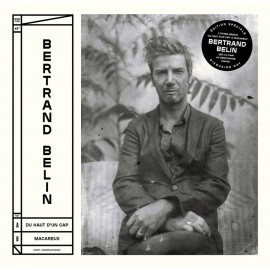 """BELIN Bertrand : 10""""EP Du Haut D'Un Cap"""