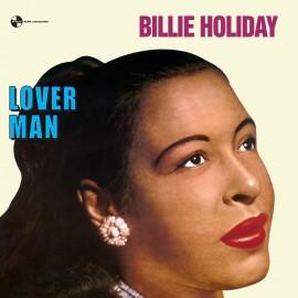 HOLIDAY Billie : LP Loverman