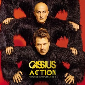 """CASSIUS : 12""""EP Action"""