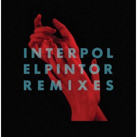 INTERPOL : LP El Pintor - Remixes