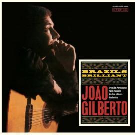 GILBERTO Joao : LP Brazil's Brilliant