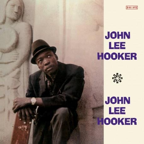 JOHN LEE HOOKER : LP John Lee Hooker (The Galaxy LP)