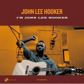 JOHN LEE HOOKER : LP I'm John Lee Hooker