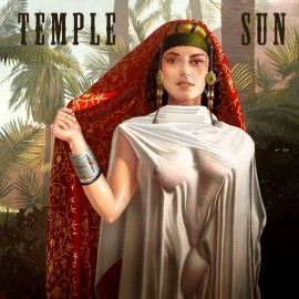 """TEMPLE SUN : LP+7""""EP Temple Sun"""