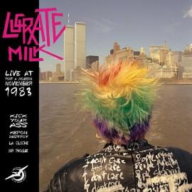 LUCRATE MILK : Live à Pont à Mousson 1983