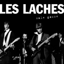 LES LACHES : LP Sale Gosse