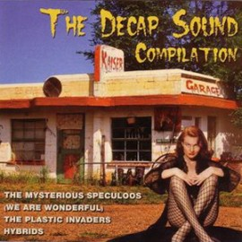 VARIOUS : CD The Decap Sound Compilation