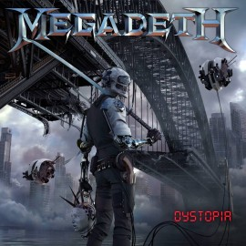 MEGADEATH : LP Dystopia