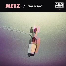 SPLIT METZ / MISSION OF BURMA