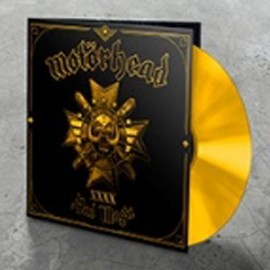MOTÖRHEAD : LP Bad Magic (Or)