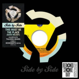 SPLIT TALKING HEADS / ECHOSMITH : Side By Side - This Must Be The Place