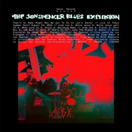 JON SPENCER BUES EXPLOSION (the) : LP That's It Baby Right Now We Got To Do It Let's Dance!