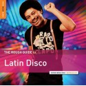 VARIOUS : LP The Rough Guide to Latin Disco