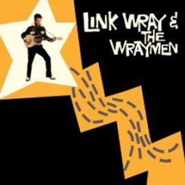 LINK WRAY & THE WRAYMEN : LP Link Wray & The Wraymen