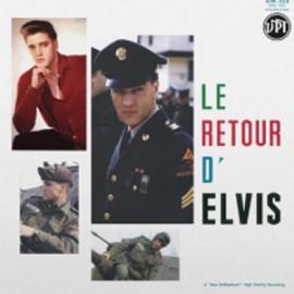 PRESLEY Elvis : LPx2 Le retour d'Elvis / His Hand is Mind