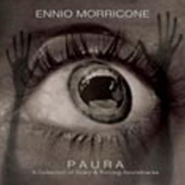 MORRICONE Ennio : LP Paura - A Collection Of Scary & Thrilling Soundtrack