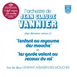 VANNIER Jean-Claude : L'Enfant Assassin des Mouches Alternate Takes
