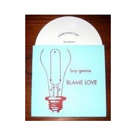 BOY GENIUS : Blame Love