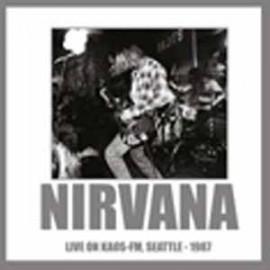 "NIRVANA : 12""EP Live On Kaos-FM, Seattle - 1987"