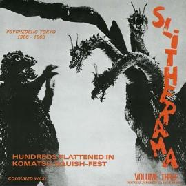 VARIOUS : LP Slitherama! Volume Three