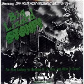 VARIOUS : LP Big Lizard Stomp! : Volume Two