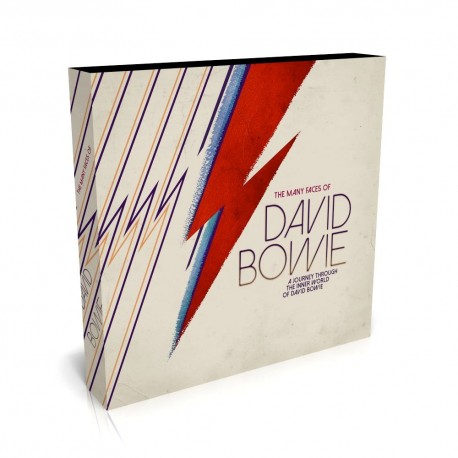 BOWIE David : CDx3 The Many Faces Of David Bowie