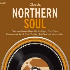 VARIOUS : CDx3 Classic Northern Soul