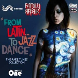 VARIOUS : CD From Latin... To Jazz Dance