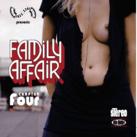VARIOUS : CD Family Affair Chapter Four