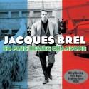 BREL Jacques : CDx3 60 Plus Belles Chansons
