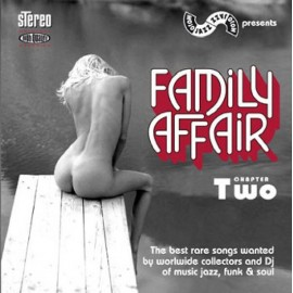 VARIOUS : CD Family Affair Chapter Two