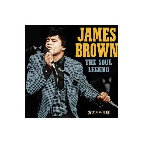 BROWN James : CDx5 The Soul Legend
