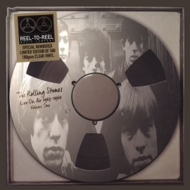 ROLLING STONES (the) : LP Live On Air 1963-1964 Volume One