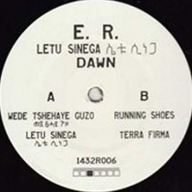 "ETHIOPIAN RECORDS : 12""EP Letu Sinega"