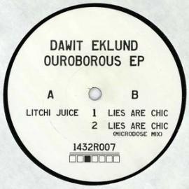 """DAWIT EKLUND : 12""""EP Ouroborous EP"""