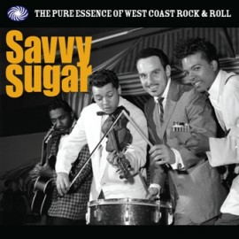 VARIOUS : LPx2 Savvy Sugar : The Pure Essence Of West Coast Rock & Roll