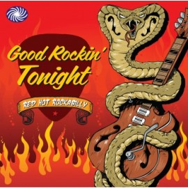 VARIOUS : LPx2 Good Rockin' Tonight - Red Hot Rockabilly