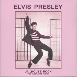 PRESLEY Elvis : LP Jailhouse Rock, The Alternative Album